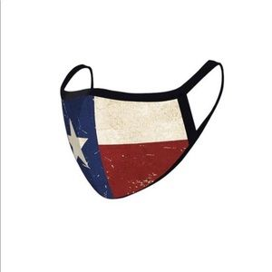 Texas Flag Mask by Montana West
